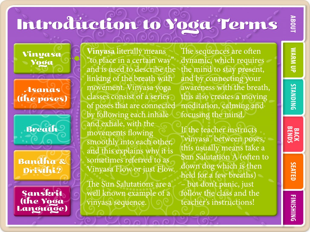 Hatha Vinyasa Yoga for Beginners Introduction