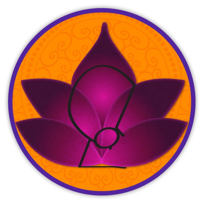 Viniyoga Asana II Yoga Flash Cards Logo