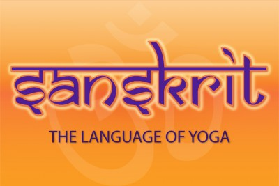 Sanskrit the language of yoga