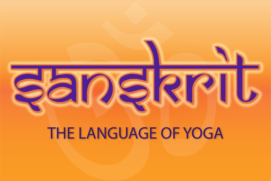 Sanskrit for Yoga Poses
