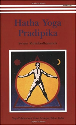 Hatha Yoga Pradipika yoga book