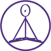 padmasana ashtanga yoga asana icon