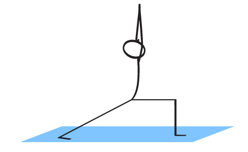 downloadable yoga stick figures for yoga students and practitioners