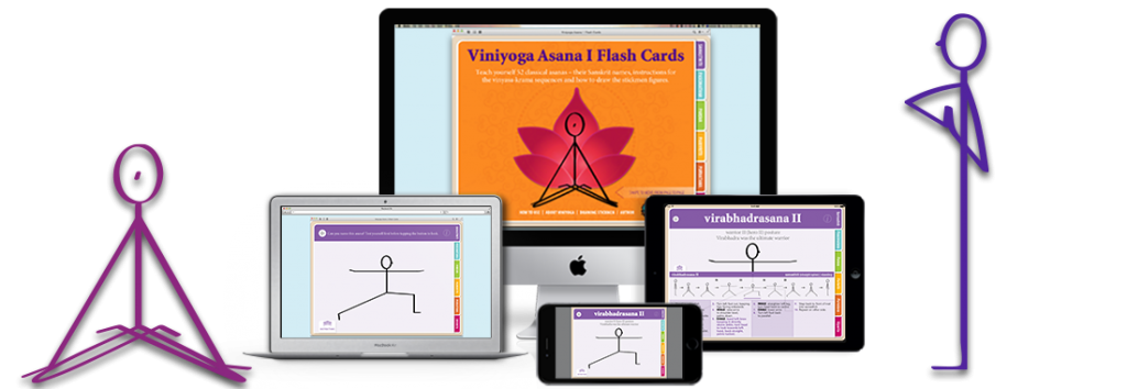 yoga flash cards books and ebooks and downloadable yoga stick figures